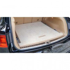 Trunk cover mat carpet (BBE368758) on Bentley Bentayga