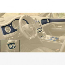 Complete trim interior set 4seat (BBE300001) on Bentley Bentayga