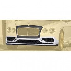 "Front bumper II. with grill mask II. for ""B"" sculpture (BFS102051) on Bentley Flying Spur"