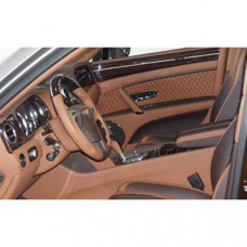 Interior trims (BFS300001) on Bentley Flying Spur