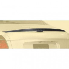 Rear decklid spoiler exposed (BFS830841) on Bentley Flying Spur