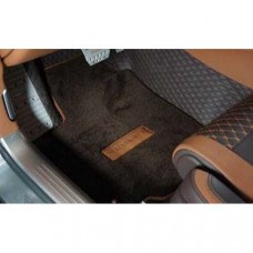 Floor mats (BFS367758) on Bentley Flying Spur