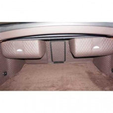 Trunk house decor (BFS368500) on Bentley Flying Spur