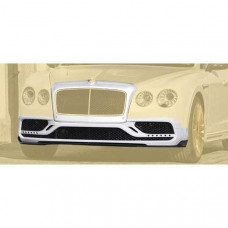 """Front bumper II. with grill mask II. for """"B"""" sculpture primed (BFS102052) on Bentley Flying Spur"""
