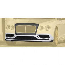 Front bumper II. with grill mask (BFS102041) on Bentley Flying Spur