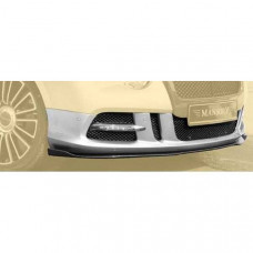 Front bumper + front lip II. (505802022) on Bentley Continental