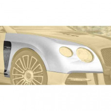 Optimized front fenders (505131002) on Bentley Continental
