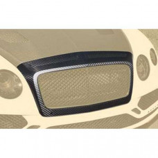 Front grill mask Race (505102371) on Bentley Continental
