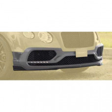 Front bumper with front lip (508802082) on Bentley Continental 2016 year
