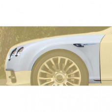 "Front fenders ""B"" with look of Flying spur (505131022) on Bentley Continental"