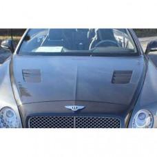 Engine bonnet (505110001) on Bentley Continental