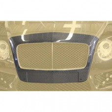 Front grill mask exposed (505102351) on Bentley Continental