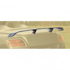 High performance wing for GT (506830331) on Bentley Continental 2016 year