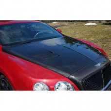 NEW engine bonnet (505110011) on Bentley Continental