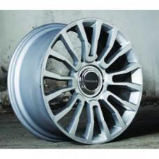 "M8 wheel 22"" (Silver diamond cut) (M81122230) on Bentley Continental"