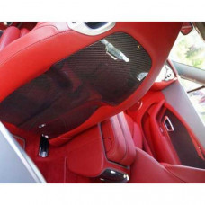 Carbon cover seat rear panel (505393751) on Bentley Continental 2016 year