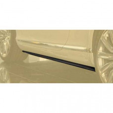 Side skirt lips for OEM car (505595012) on Bentley Continental