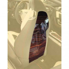 Carbon cover seat rear panel (505393755) on Bentley Continental