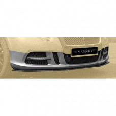 Front bumper + front lip I. with distronic (505802012D) on Bentley Continental
