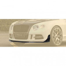 Spliter for Mansory front bumper (505102941) on Bentley Continental