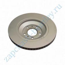 Rear brake Disc wheel (real) (4e0615601l)
