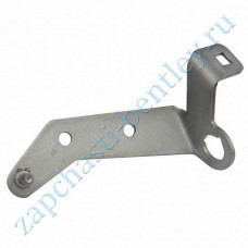 Left mounting bracket for brake hose (only for the Bentley Continental GT Speedc) (3w7611847a)