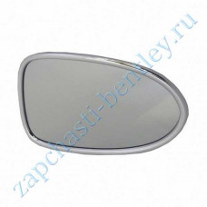 Outside rearview mirror left and right (Bentley Continental GT Speed, Bentley Continental GT Speedc & flying spur - not for USA, Korea and Australia) (3w0857587gu)