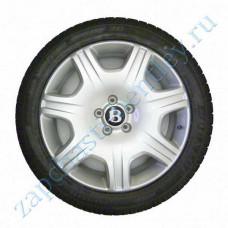 "Winter Disc wheel and tire set 19"" (Bentley Continental GT Speed,Bentley Continental GT Speedc & flying spur) (jnv601011e)"